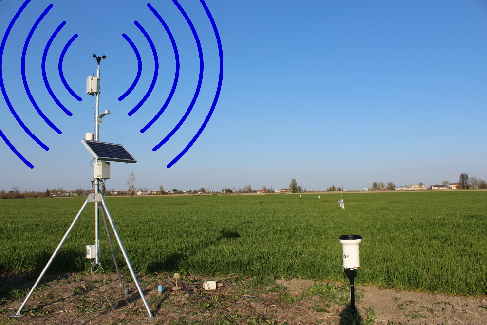 weather station RFID