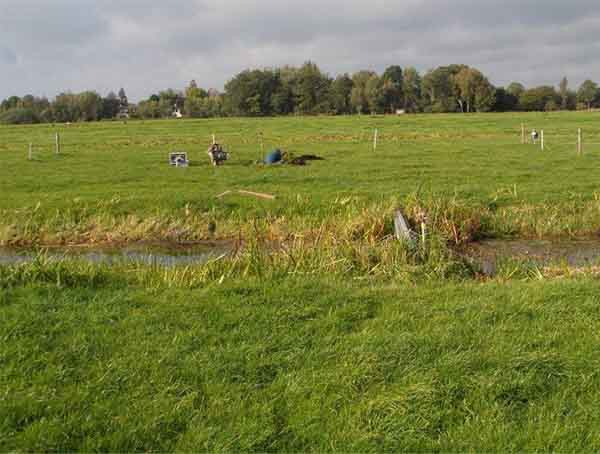 Submerged drains