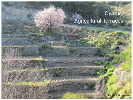 Agri Terraces