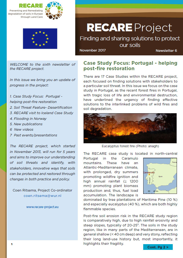 Newsletter6 frontpage