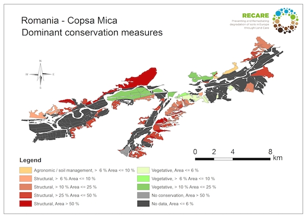 Romania Copsa Mica dominant conservation measuresS